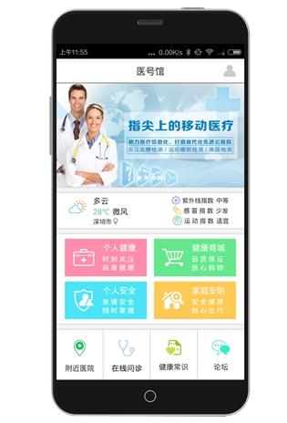 医疗App图片